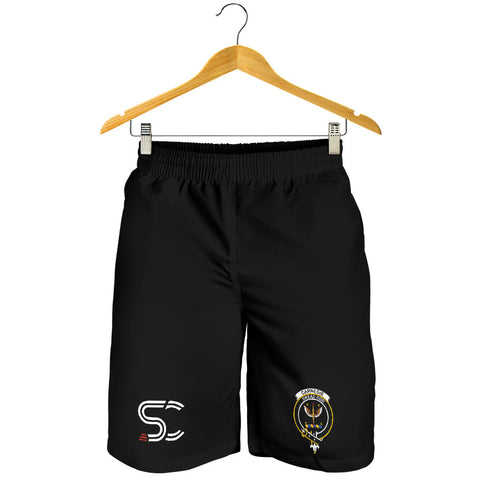 Carnegie Modern Clan Badge Men's Shorts