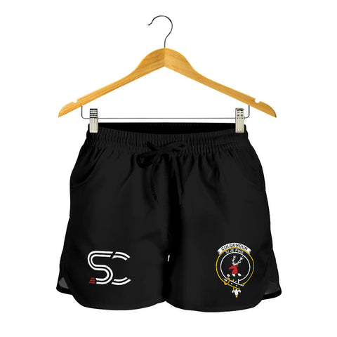 Image of Colquhoun Ancient Clan Badge Women's Shorts