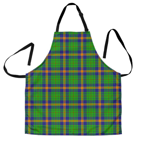 Image of New Mexico Tartan Apron