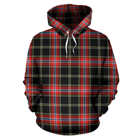 Image of Norwegian Night Tartan Hoodie HJ4