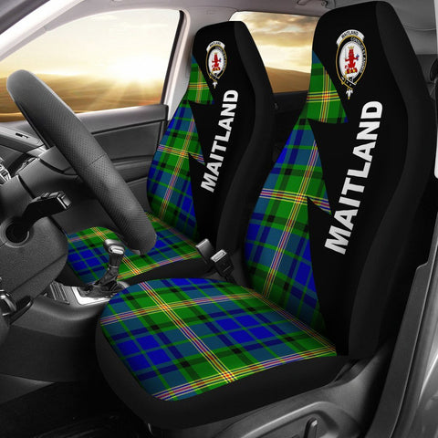 Maitland Clans Tartan Car Seat Covers - Flash Style