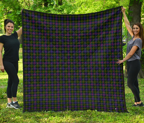 Murray of Atholl Modern Tartan Premium Quilt | Scottishclans.co