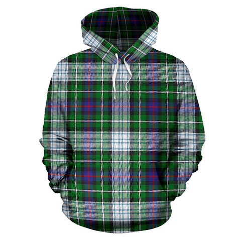 Image of Mackenzie Dress Modern Tartan Hoodie HJ4