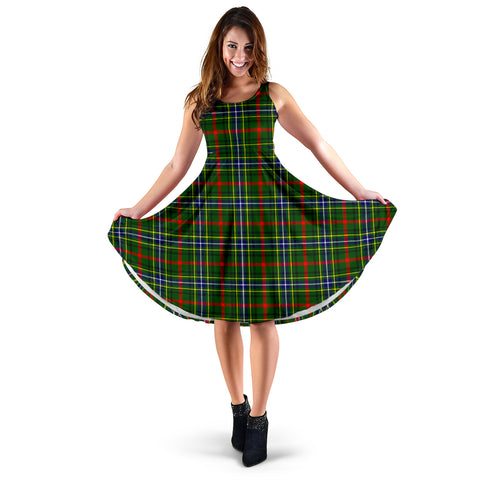 Bisset Tartan Women's Dress
