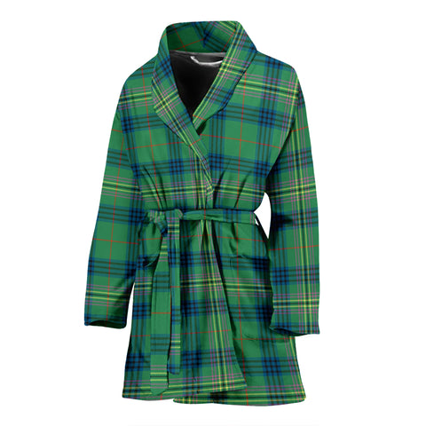 Kennedy Ancient Tartan Womens Bathrobe