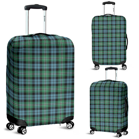 Melville Tartan Luggage Cover | Scottish Clans