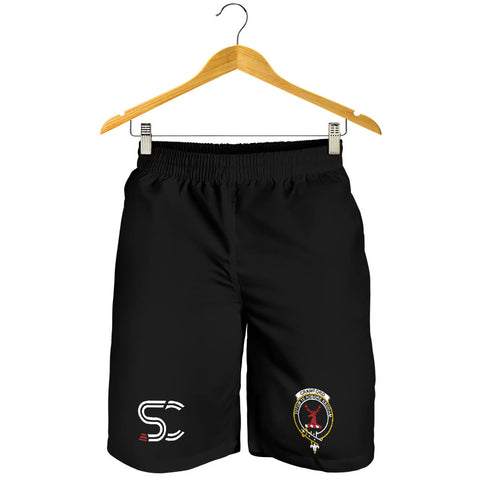 Crawford Modern Clan Badge Men's Shorts