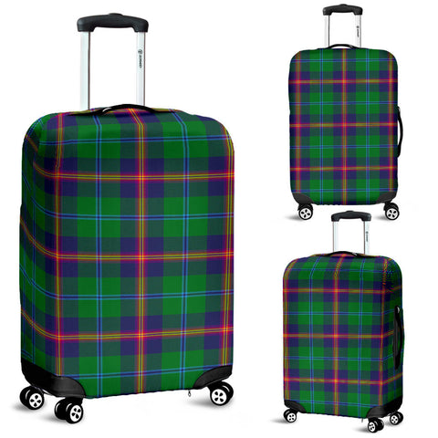Young Modern Tartan Luggage Cover | Scottish Clans