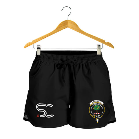 Anderson Modern Clan Badge Women's Shorts