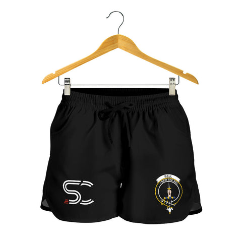 Bell of the Borders Clan Badge Women's Shorts