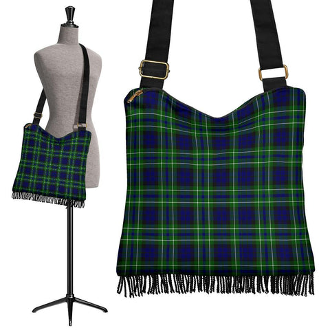 MacNeil of Colonsay Modern Tartan Boho Handbag | scottishclans.co