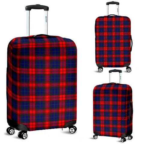 Image of MacLachlan Modern Tartan Luggage Cover | Scottish Clans