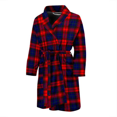 Image of MacLachlan Modern Tartan Mens Bathrobe