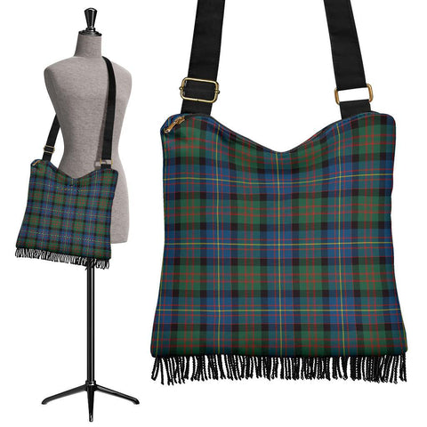 Cameron of Erracht Ancient Tartan Boho Handbag | scottishclans.co