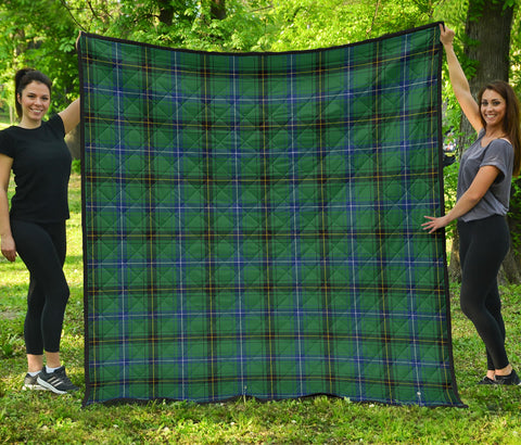Henderson Ancient Tartan Premium Quilt | Scottishclans.co