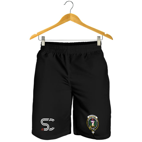 Buchanan Modern Clan Badge Men's Shorts