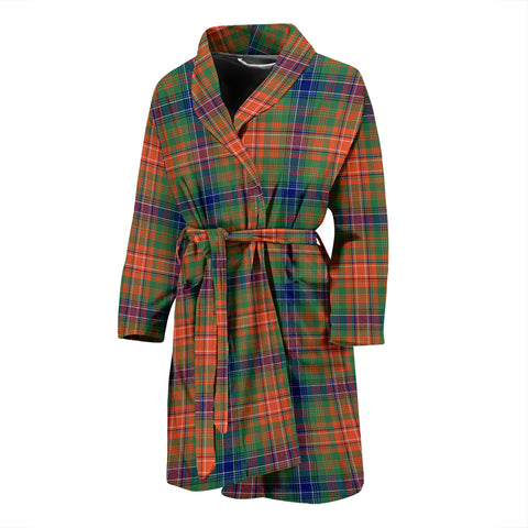 Wilson Ancient Tartan Mens Bathrobe