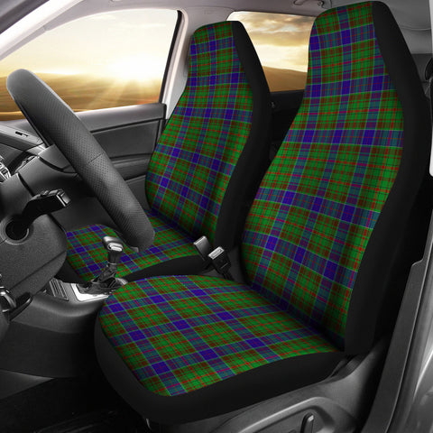 Adam Tartan Car Seat Covers K7