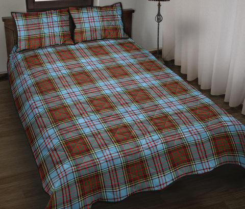 Anderson Ancient Tartan Quilt Bed Set