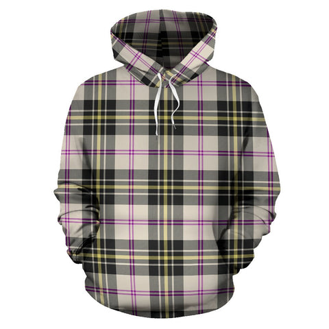 Image of Macpherson Dress Ancient Tartan Hoodie HJ4