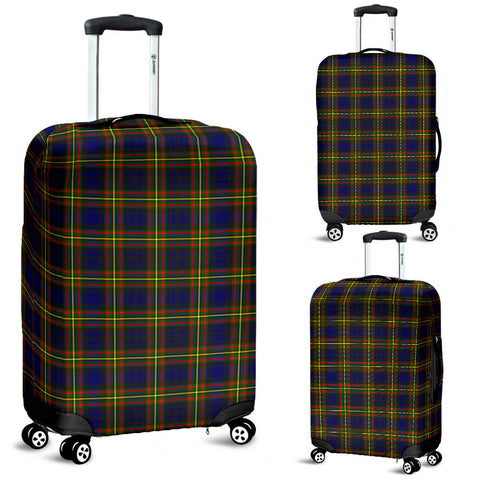 Image of MacLellan Modern Tartan Luggage Cover | Scottish Clans