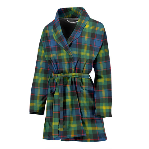 Image of Watson Ancient Tartan Womens Bathrobe