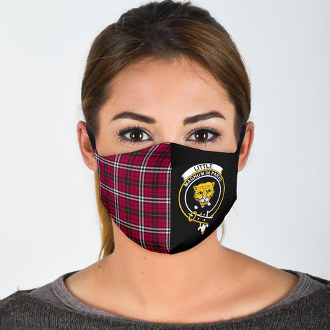 Little  Tartan Mouth Mask The Half
