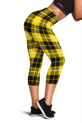 Barclay Dress Modern Tartan Capris Leggings