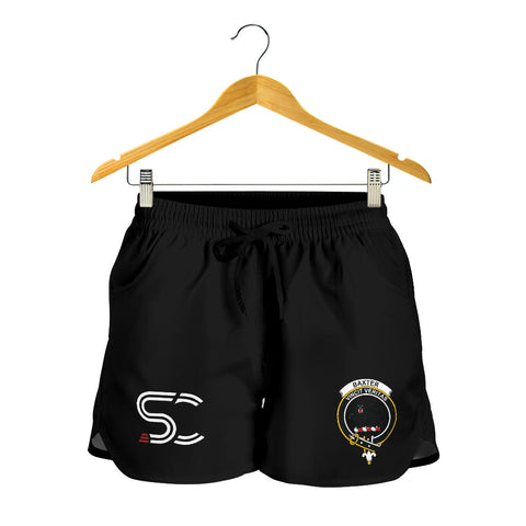 Baxter Clan Badge Women's Shorts