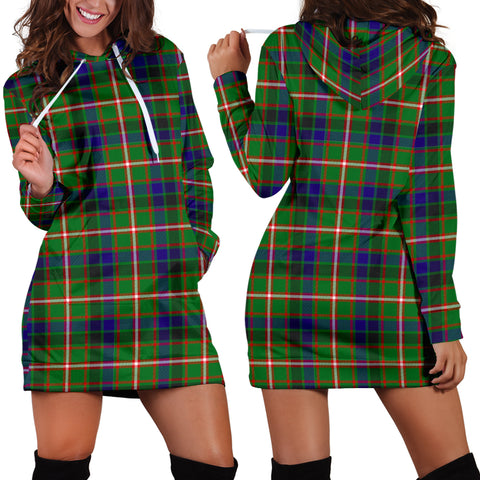 Reid Green, Tartan, For Women, Hoodie Dress For Women, Scottish Tartan, Scottish Clans, Hoodie Dress, Hoodie Dress Tartan, Scotland Tartan, Scot Tartan, Merry Christmas, Cyber Monday, Black Friday, Online Shopping,Reid Green Hoodie Dress