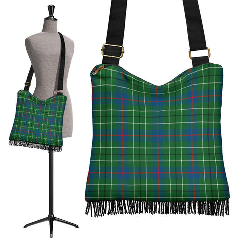 Duncan Ancient Tartan Boho Handbag | scottishclans.co