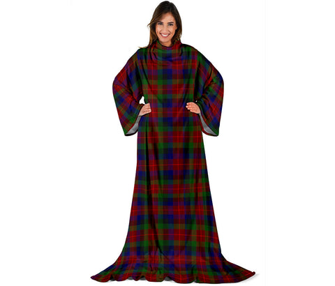 Tennant Tartan Clans Sleeve Blanket | scottishclans.co