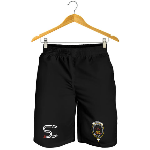 Cameron Modern Clan Badge Men's Shorts