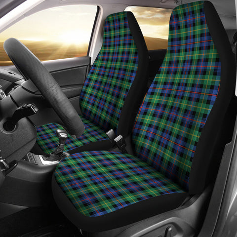 Farquharson Ancient Tartan Car Seat Covers K7