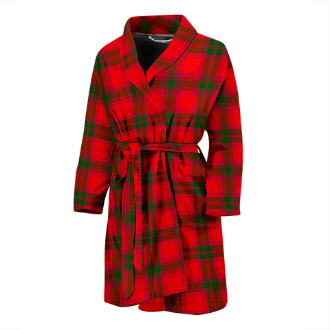 Image of MacNab Modern Tartan Mens Bathrobe