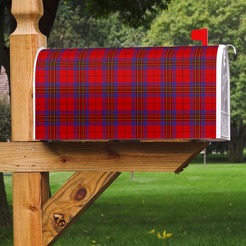 Image of Leslie Modern Scotland Mailbox Clan A91