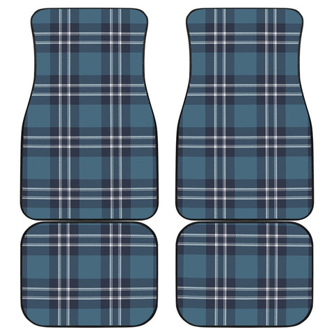 Earl Of St Andrews Tartan Car Floor Mat 4 Pieces