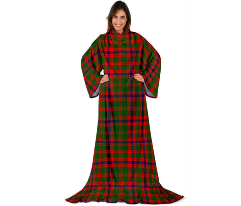 Skene Modern Tartan Clans Sleeve Blanket | scottishclans.co
