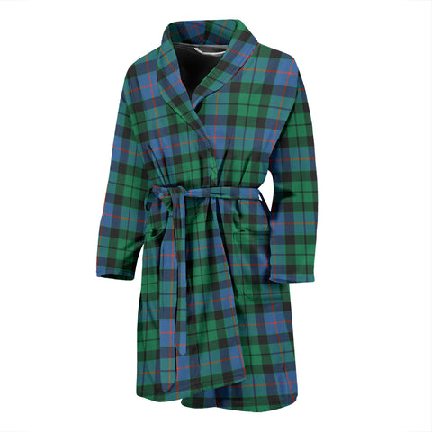 Morrison Ancient Tartan Mens Bathrobe
