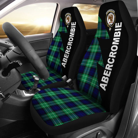 Abercrombie Clans Tartan Car Seat Covers - Flash Style