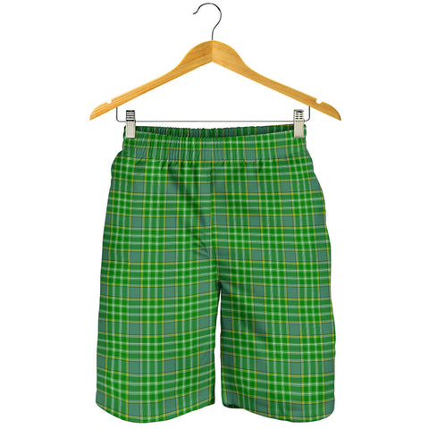 Currie Tartan Shorts For Men