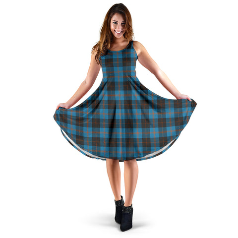 Angus Ancient Tartan Women's Dress