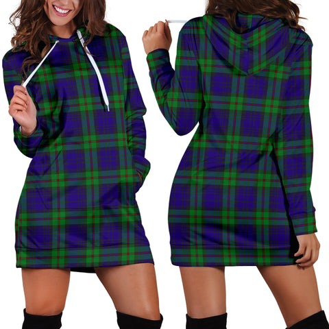 MacKinlay Modern, Tartan, For Women, Hoodie Dress For Women, Scottish Tartan, Scottish Clans, Hoodie Dress, Hoodie Dress Tartan, Scotland Tartan, Scot Tartan, Merry Christmas, Cyber Monday, Black Friday, Online Shopping,MacKinlay Modern Hoodie Dress