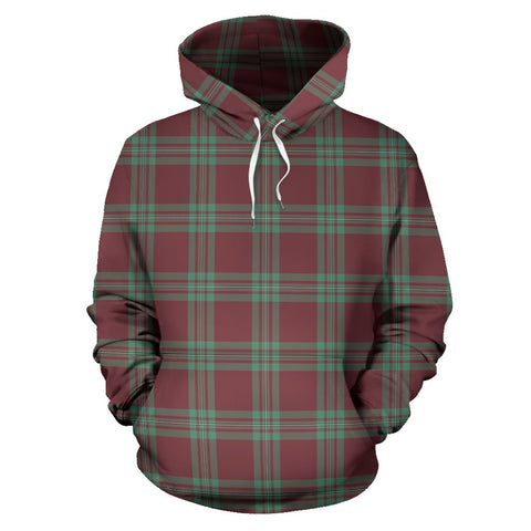 Image of Macgregor Hunting Ancient Tartan Hoodie HJ4