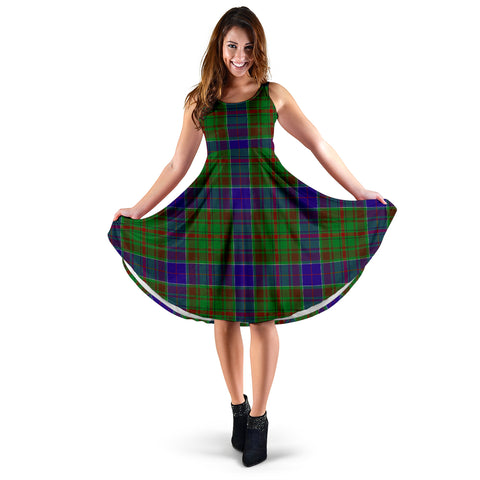 Adam Tartan Women's Dress