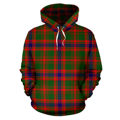 Nithsdale District Tartan Hoodie HJ4