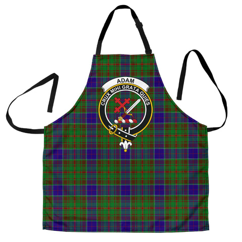 Image of Adam Tartan Clan Crest Apron