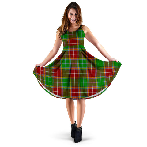 Baxter Modern Tartan Women's Dress