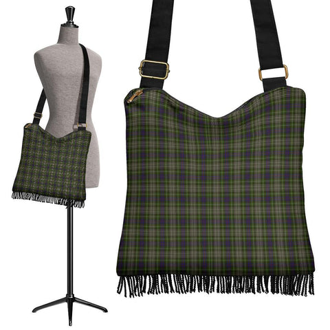Davidson Tulloch Dress Tartan Boho Handbag | scottishclans.co