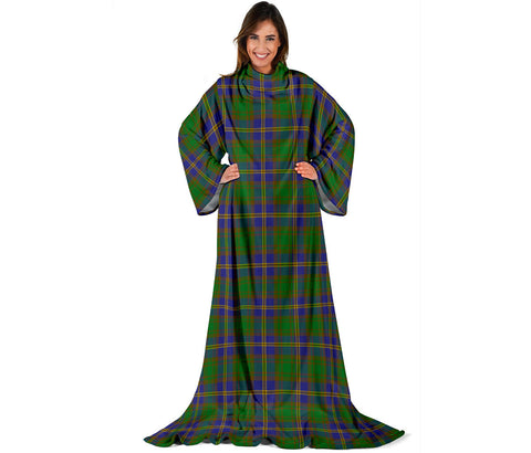 Strange of Balkaskie Tartan Clans Sleeve Blanket | scottishclans.co